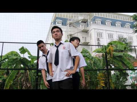 [Viet Anh School] Cười bể bụng với clip 12a trường Việt Anh