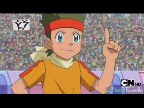 Pokemon Cameron Vs Ash Full Battle in the unova league