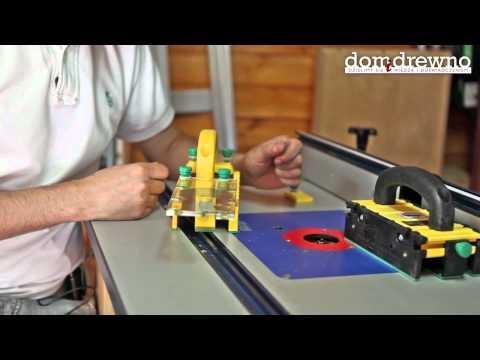 Jak bezpiecznie pracować na pile, frezarce i innych maszynach