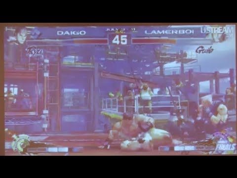 Daigo Exposed EVO 2011 Panel Part 3