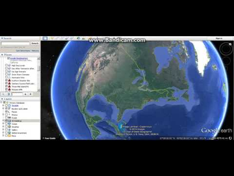Google Earth Tutorial Best Features