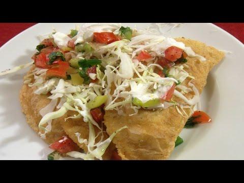 EMPANADAS de Masa de Maiz receta- Complaciendo Paladares