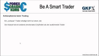 Be A Smart Trader