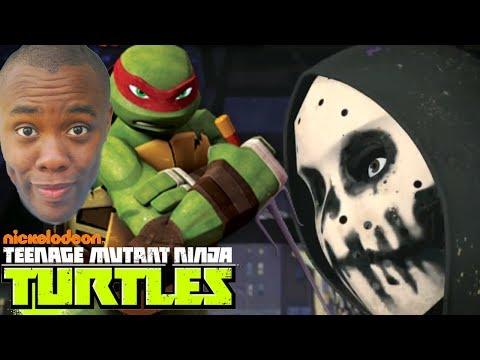 "NINJA TURTLES ""Good, Bad & Casey Jones"" Review : Black Nerd"