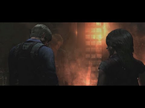 Resident Evil 6 'No Hope Left' Trailer