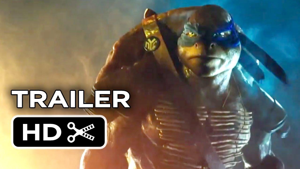 A photo of Teenage Mutant Ninja Turtles Official Trailer #1 (2014) - Megan Fox, Will Arnett Movie HD