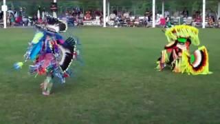 Potawatomi Pow Wow 2010 Fancy Dance Special Part 2 Final P