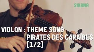 Cours De Violon : Pirate Des Caraibes HD