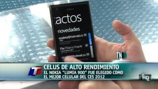 TN Tecno 162-2 Nokia Lumia 900 Y LG Optimus L7