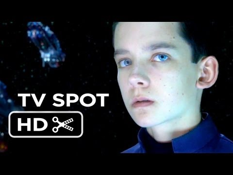 Ender's Game Official TV SPOT - Destroy (2013) - Harrison Ford Movie HD