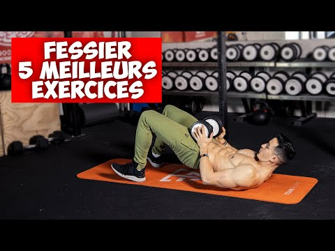 Fesses bombées : 5 meilleurs exercices haltère pour des fesses galbées !