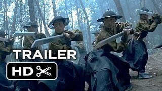 14 Blades Official US Release Trailer (2014) Hong Kong