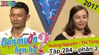 Chàng kĩ sư rau sạch run đến quên l�i bài hát khi gặp bạn gái | Hoàng Nguyên - Thị Tùng | BMHH 284🎵