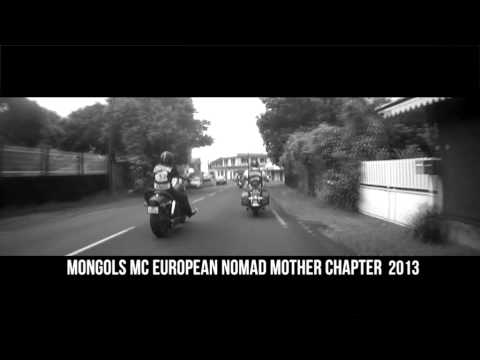 Mongols MC European Nomads Mother Chapter 2013