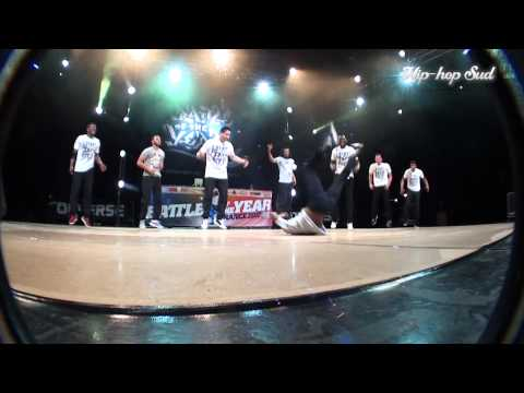 Show Pockemon - BOTY France Sud 2012