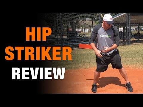 How To Train Your Hips For Baseball - The Hip Striker Review [Baseball Product Reviews] Ep.1