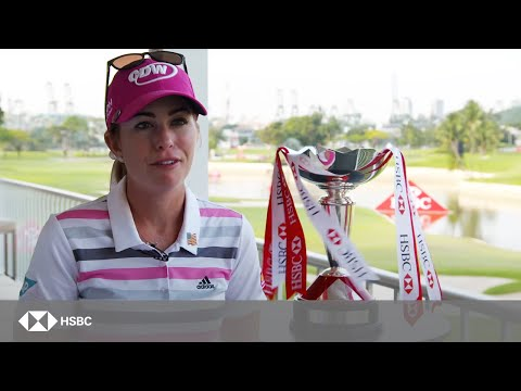 HSBC Women's Champions 2014 The Inner strength of champion Paula Creamer - Episode 2