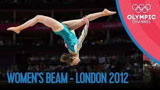 Women's Beam Final - London 2012 Olympics