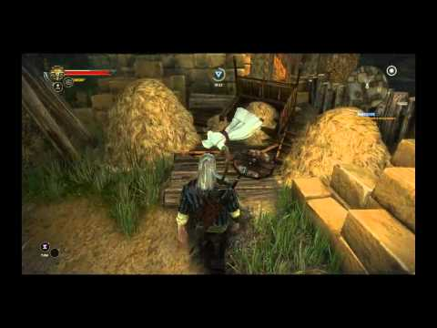 Видео The Witcher 2 – Ведьмак издевается над ассассинами
