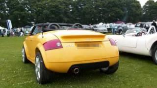 Dans Audi TT Modified horton Performance Exhaust videos