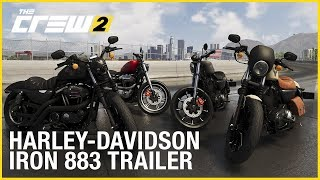 The Crew 2 - Harley Davidson Iron 883 Játékmenet Trailer