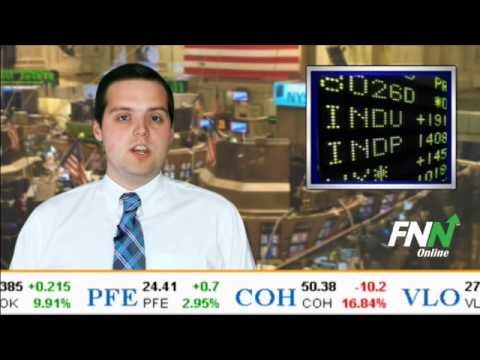 Mid-Day Market Update: July 30, 2012