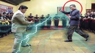 """Không cần tới năng lực """"truyền điện"""", võ công của em trai Huỳnh Tuấn Kiệt cũng rất đáng nể"""