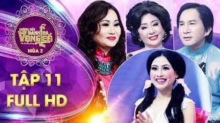 Đường đến danh ca vọng cổ 2 | tập 11 full: HLV Kim Tử Long bất ngờ cho học trò hát hit của Mỹ Tâm