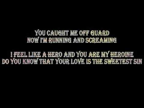 Heroine lyrics