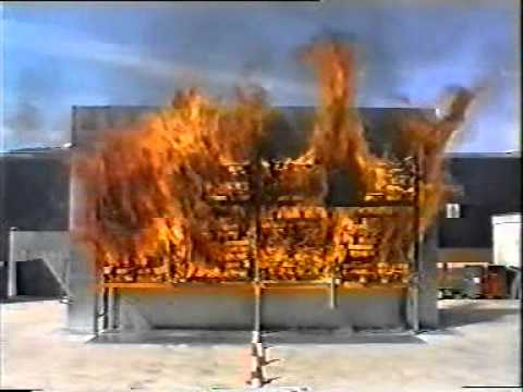 Promat - Promat DURASTEEL Pallet Racking Fire Barrier System