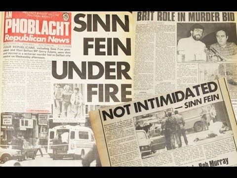Gerry Adams comments on Ombudsman report into his shooting by loyalists in 1984