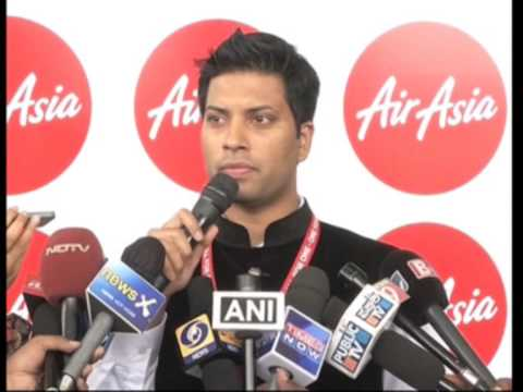 AirAsia begins operations in India with its maiden flight