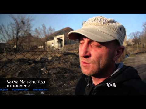 Poor Economy Forces Ukraine Miners into Illegal...
