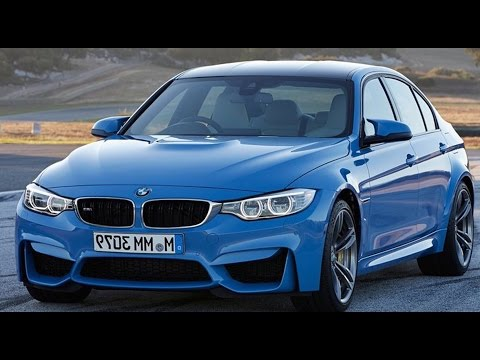 2016 BMW M4 Review / Start Up / Exhaust