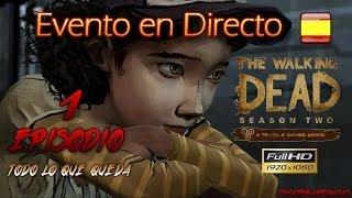 The Walking Dead Game/Videojuego Español The Walking