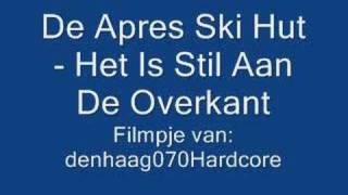 De Apres Ski Hut Het Is Stil Aan De Overkant