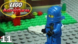 LEGO Adventures Episode 11: Ninjago The Spirit Of
