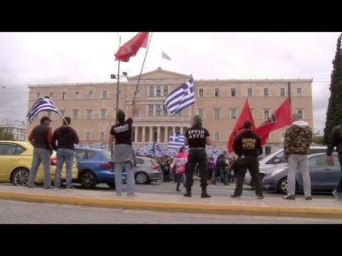 Greece's Golden Dawn leader and two MPs stripped of parliamentary immunity