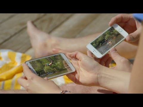 Samsung Mocks Apple In New