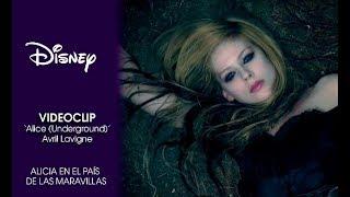 Disney España | Alicia en el País de las Maravillas: BSO Avril Lavigne Alice (Underground) view on youtube.com tube online.