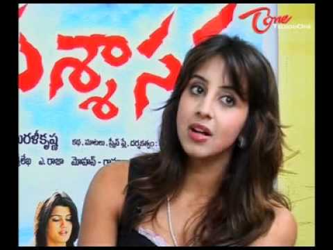 Cute Actress Sanjana - Special Interview
