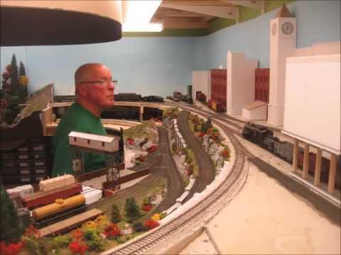 My railroad: NMRA WLD fall meet October 2016