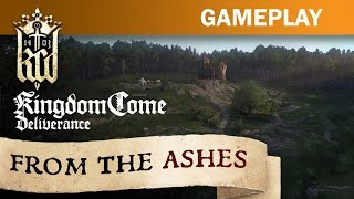 Kingdom Come: Deliverance - From The Ashes Játékmenet