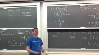 Sergei Gukov, Quantization and Categorification, Lecture 3