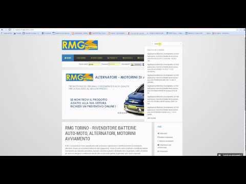 [Tutorial] RMG Torino Batterie auto/moto Alternatori Motorini avviamento