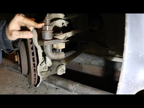Киа спортейдж 3 замена рулевого наконечника своими руками 55