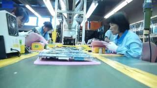 Anakart nasıl yapılır? Anakart üretimi, imalatı - Gigabyte