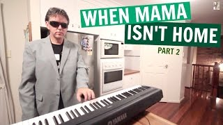 When Mama Isn't Home Part 2 original oven kid Darude Sandstorm