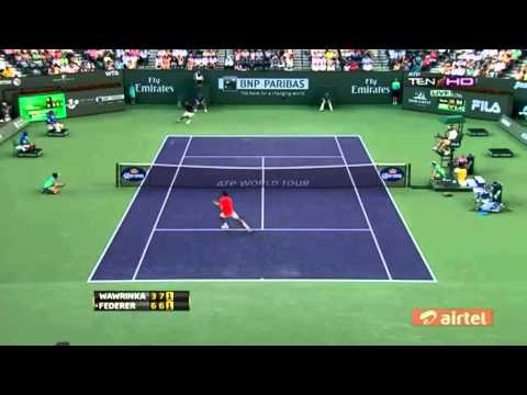 Stanislas Wawrinka - Best Points 2013
