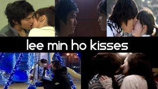 Top 5 Best Lee Min Ho Kisses (이민호) Top 5 Fridays